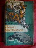 Jules Verne - Insula Misterioasa - Ed. Tineretului 1959 ,coperta A.Stoicescu