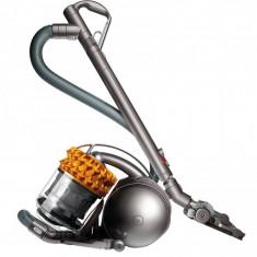Aspirator fara sac Dyson DC52 Allergy Stubborn Dirt Brush, Tehnologie Dyson Cinetic, Tehnologie Ball, 2 l, Tub telescopic, 1300 W - Aspiratoar fara Sac