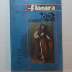 ALMANAHUL FLACARA 1985