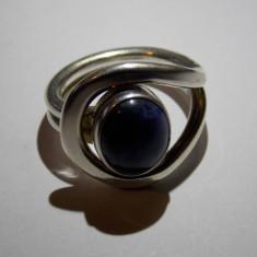 Inel argint cu sodalit - 671