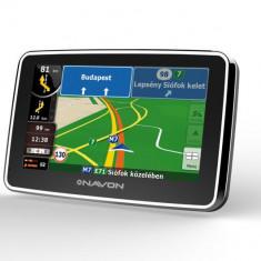Sistem navigaţie NAVON N490 Plus + hartă Ungaria iGO8 + 1 an update hartă, 4, 3