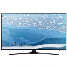 Televizor LED Samsung 101 cm (40) UE40KU6072U, Smart TV, Ultra HD 4K, WiFi, CI+