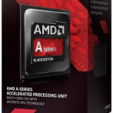 AMD CPU Kaveri A10-Series X4 7870K (3.9/4.1GHz Boost, 4MB, 95W, FM2+, with quiet cooler) box, Black Edition - Procesor laptop