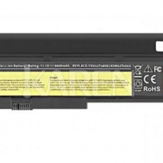 QOLTEC Qoltec Long Life Notebook Battery - Lenovo x200 x201 | 6600mAh | 11.1V - Baterie laptop