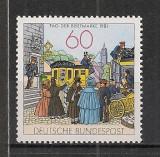 Germania.1981 Ziua marcii postale  SG.430, Nestampilat