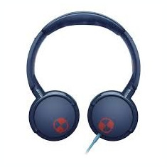 Căşti Philips SHO4300BL/00, Casti On Ear, Cu fir, Mufa 3, 5mm, Active Noise Cancelling