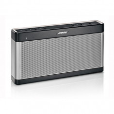 BOXE WIRELESS BOSE SOUNDLINK BLUETOOTH SPEAKER III - Boxa portabila Bose, Conectivitate bluetooth: 1