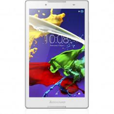 Lenovo Tableta Lenovo IdeaTab A8-50, 8 inch IPS MultiTouch, Cortex-A53 1.3GHz Quad Core, 1GB RAM, 16GB flash, Wi-Fi, Bluetooth, GPS, White