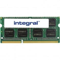 Memorie notebook Integral 2GB DDR3 1066MHz CL7 R1 - Memorie RAM laptop