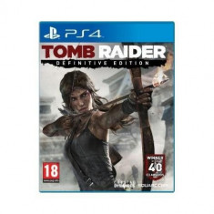 Joc software Tomb Raider - The Definitive Edition PS4 Square Enix