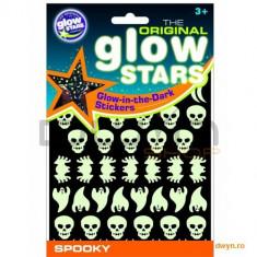 The Original Glowstars Company Stickere infricosatoare fosforescente