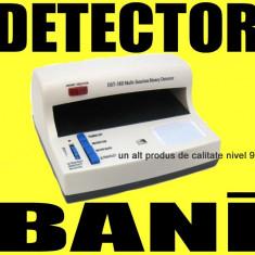 DETECTOR profesional BANI FALSI euro valuta lei Falsa Bancnote cu UV ultraviolet