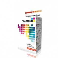 Cartus cu cerneala COLOROVO 802-C | cyan | 12 ml | Epson T0802