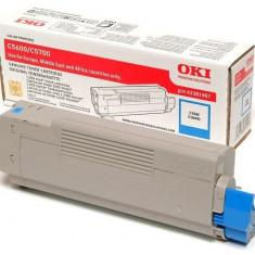 Oki Toner OKI cyan   2000pag   C56/57
