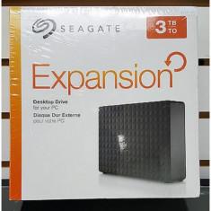Hard Disk extern Seagate Expansion 3TB SIGILAT Garantie - HDD extern