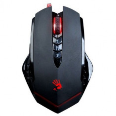 Mouse A4Tech Bloody Gaming V8m USB Holeless Engine - Metal Feet, Optica
