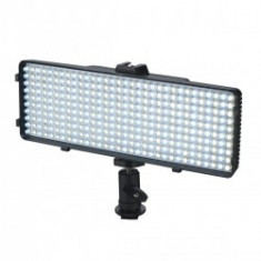 Hakutatz Hakutatz VL-320 LED - lampa video de camera cu 320 LED-uri - Camera Video Sony