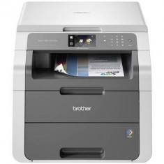 Multifunctionala Brother DCP-9015CDW, Laser, Color, Format A4, Wi-Fi, Duplex - Imprimanta cu jet