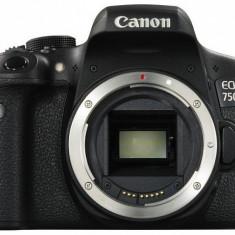 Canon EOS 750D cadru - DSLR Canon, Body (doar corp), Peste 16 Mpx, Full HD