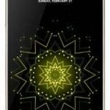 """Smartphone LG G5 SS Gold 4G/5.3""""/OC/4GB/32GB/16MP/8MP/2800mAh"""