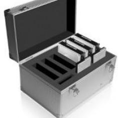 Carcasa de protectie Icy Box pentru HDD-uri 6x3, 5'' + 3x2, 5'' - Rack HDD Raidsonic