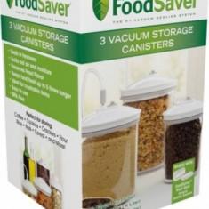 FoodSaver Set de 3 caserole FoodSaver FSC003-I - Aparat Gatit Aburi