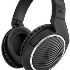 Căşti Sennheiser HD 461i iPhone, negru, Casti On Ear, Cu fir, Mufa 3, 5mm, Active Noise Cancelling