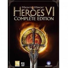 Joc software UBE Might&Magic Heroes VI Complete PC Ubisoft