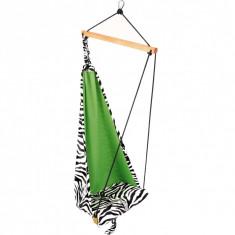 Scaun agatat Amazonas Symbol Hängesessel Hang Mini, Zebra, 3 - 8 ani - Leagan
