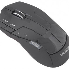 Zalman Gaming Mouse 2500 DPI Wired ZM-M300, Optica