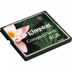 Kingston Card Memorie Kingston Compact Flash 4GB - Card Compact Flash