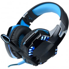 Casti gaming Tracer Hydra 7.1 Black / Blue - Casca PC