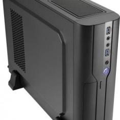 AEROCOOL Carcasa Aerocool Micro-ATX PGS CS-101 BLACK, USB 3.0, fara sursa - Carcasa PC