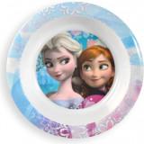 Farfurie adanca melamina Frozen Lulabi 9834702 - Vesela bebelusi