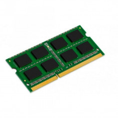 Memorie RAM notebook Kingston, SODIMM, DDR3, 8GB, 1333MHz, CL11, 1.5V - Memorie RAM laptop