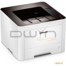 Samsung, Imprimanta laser mono, SL-M3825ND/SEE, 38ppm, 1200x1200 dpi, 128MB, USB, Retea, Duplex, 8 - Imprimanta laser color