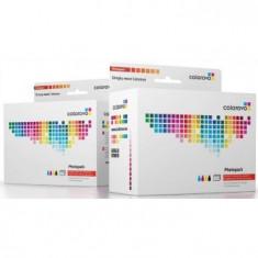 Colorovo Photopack   Cerneluri COLOROVO + 20 coli hartie lucioasa   Epson T1285 - Cerneala imprimanta