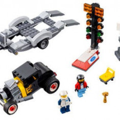 LEGO® Speed Champions Ford F-150 Raptor şi Ford Model A Hot Rod 75875
