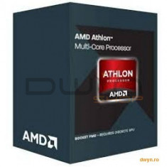 AMD CPU Desktop Athlon II X2 340 (3.2GHz, 1MB, 65W, FM2) box - Procesor PC