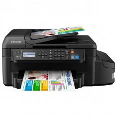 EPSON L655 CISS COLOR INKJET MFP - Imprimanta inkjet