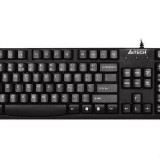 Tastatura A4Tech KR-750 PS/2 black