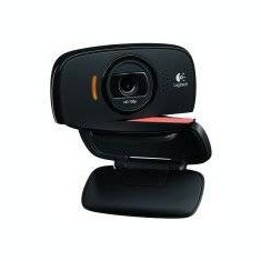 Webcam Logitech HD WebCam C525 (photo to 8.0 million pixels., 1280x720, USB 2.0, built-in microphone, fixed on the monitor)