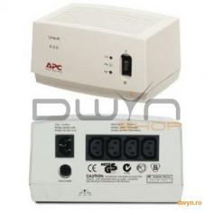 APC APC line-R 1200VA, Stabilizator de tensiune - Stabilizator tensiune