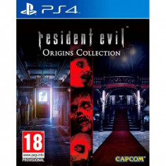 Joc software Resident Evil Origins Collection PS4 Capcom