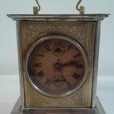 Ceas de masa junghans vechi (cutie muzicala)