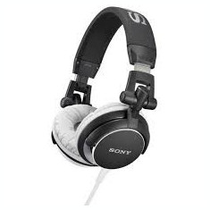 Căşti Sony MDRV55B, negru, Casti On Ear, Cu fir, Mufa 3, 5mm, Active Noise Cancelling