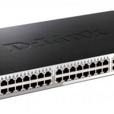 DLINK SW 48P-GB 4P-SFP SMART RM - Switch