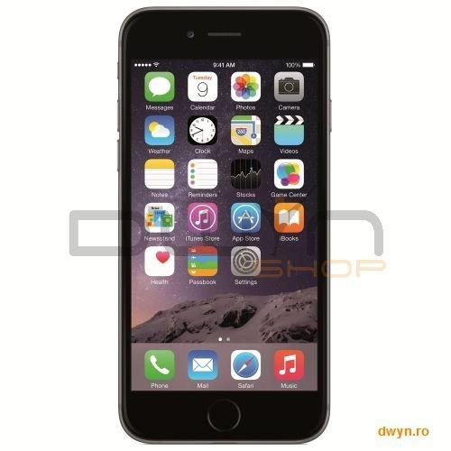 Telefon mobil IPHONE 6 64GB LTE 4G GRI foto mare