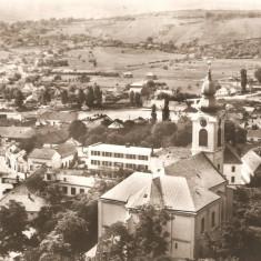 C. P . SIMLEU SILVANIEI - Carte Postala Crisana dupa 1918, Circulata, Fotografie