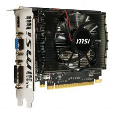 MSI Placa video MSI GeForce GT 730 2GB DDR3 128-bit - Placa video PC